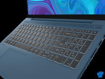 "Laptop Lenovo IdeaPad 5 15ITL05, 15.6"" FHD (1920x1080) IPS 300nits Anti- glare, 45% NTSC, Intel Core i3-1115G4 (2C / 4T, 3.0 / 4.1GHz, 6MB), video Integrated Intel UHD Graphics, RAM 8GB Soldered DDR4-3200, SSD 512GB SSD M.2 2242 PCIe 3.0x2 NVMe, no ODD, 4-in-1 Card Reader, Stereo speakers, 2W x2 - imaginea 6"