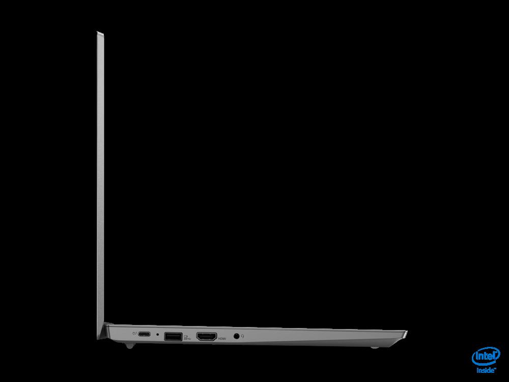 "Laptop Lenovo ThinkPad E15, 15.6"" FHD (1920x1080) WVA 250nits Anti-glare, Intel Core i5-10210U (4C / 8T, 1.6 / 4.2GHz, 6MB), videoIn tegrated Intel UHD Graphics, RAM 8GB SO-DIMM DDR4-2666, SSD 512GB SSDM.2 2242 PCIe NVMe 3.0x4, no ODD, No Card reader, 2W x 2, DolbyAdvanced Audio / dual array - imaginea 4"