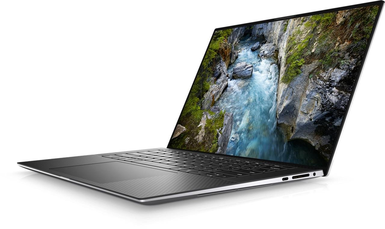"Workstation Dell Mobile Precision 5550, 15.6"" FHD+ (1920x1200), i7-10750H, 8GB, 256GB SSD, NVIDIA Quadro T1000, Ubuntu - imaginea 3"