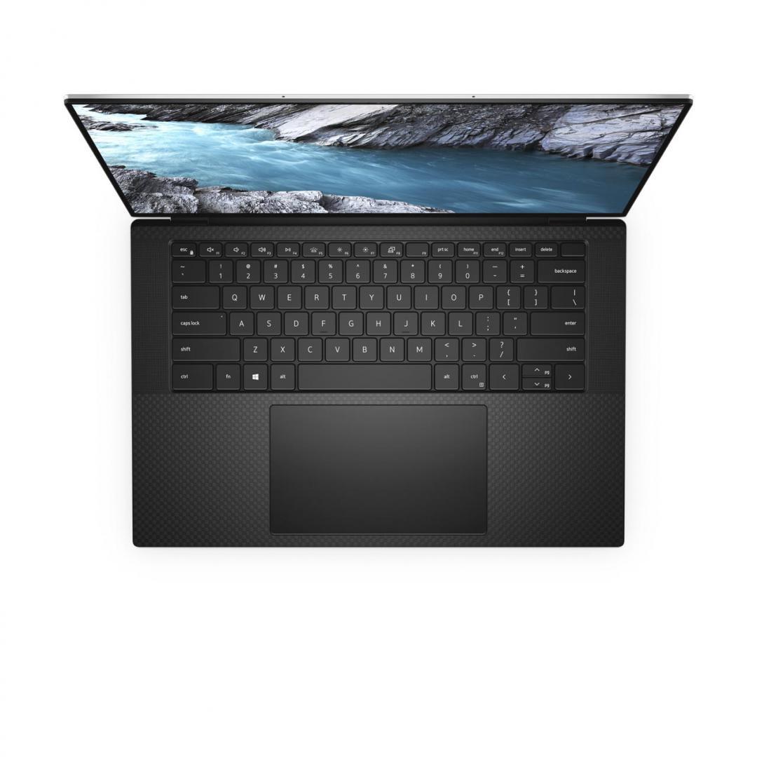 """Ultrabook Dell XPS 9500, 15.6"""" FHD+ (1920 x 1200), i7-10750H, 32GB, 1TB SSD, GeForce GTX 1650Ti, W10 Pro - imaginea 2"""
