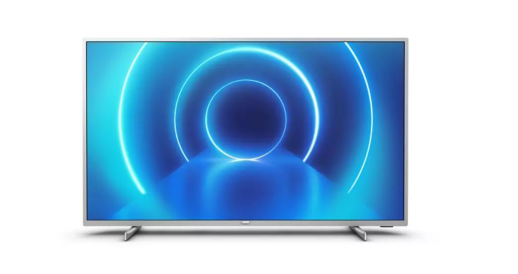 Televizor, PHILIPS,58PUS7555/12,  4K UHD LED Smart TV, 58  inch, 146 cm, 3840 x 2160, 16:9, Ultra Resolution, Micro Dimming, Dolby Vision, HDR10+, P5 Perfect Picture Engine, SimplyShare, Screen mirroring, Quad Core, DVB-T/T2/T2-HD/C/S/S2, 3*HDMI, 2*USB, Wi-Fi 802.11n, 2 x 2, Single band, CI+ - imaginea 1