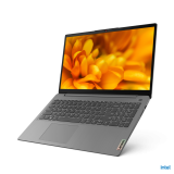"""Laptop Lenovo IdeaPad 3 15ITL6, 15.6"""" FHD (1920x1080) IPS 300nits Anti- glare, Intel Core i5-1135G7 (4C / 8T, 2.4 / 4.2GHz, 8MB), video Integrated Intel Iris Xe Graphics, RAM 4GB Soldered DDR4-3200 + 4GB SO- DIMM DDR4-3200, SSD 512GB SSD M.2 2242 PCIe 3.0x4 NVMe, no ODD, 4-in-1 Card Reader, Stereo - imaginea 1"""