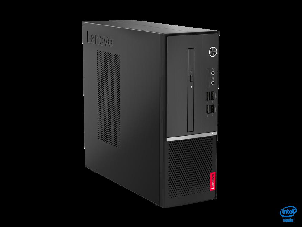 Desktop Lenovo V50s 07IMB SFF 7.4L i3-10100 4GB 1TB HDD 3YD DOS - imaginea 2