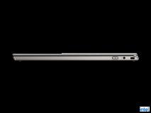 "Laptop Lenovo ThinkPad X1 Titanium Yoga Gen 1, 13.5"" QHD (2256x1504) IPS 450nits AR (anti-reflection) / AS (anti-smudge), Touch, Intel Core i7- 1160G7 (4C / 8T, 2.1 / 4.4GHz, 12MB), Video Integrated Intel Iris Xe Graphics, RAM 16GB Soldered LPDDR4x-4266, POP Memory, SSD 1TB SSD M.2 2242 PCIe 3.0x4 - imaginea 3"