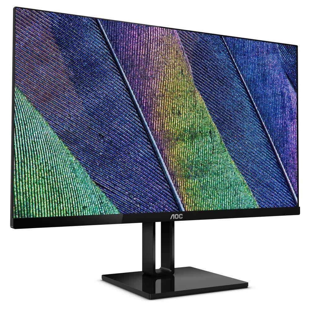 """Monitor 21.5"""" AOC 22V2Q, FHD 1920*1080, 75 Hz, WLED, IPS, 16:9, 5 ms,250 cd/mp, 1000:1/ 20M:1, 178/1 - imaginea 1"""