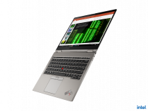 "Laptop Lenovo ThinkPad X1 Titanium Yoga Gen 1, 13.5"" QHD (2256x1504) IPS 450nits AR (anti-reflection) / AS (anti-smudge), Touch, Intel Core i7- 1160G7 (4C / 8T, 2.1 / 4.4GHz, 12MB), Video Integrated Intel Iris Xe Graphics, RAM 16GB Soldered LPDDR4x-4266, POP Memory, SSD 1TB SSD M.2 2242 PCIe 3.0x4 - imaginea 16"