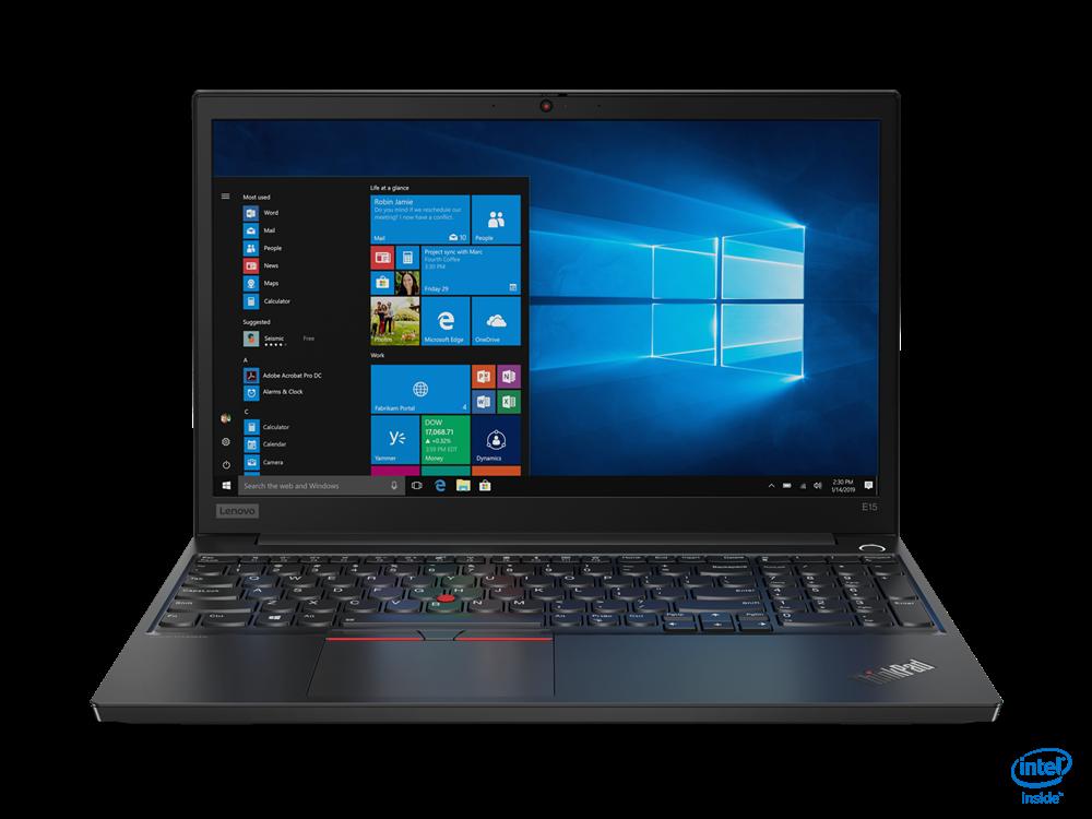 Laptop Lenovo ThinkPad E15 Gen 2 (AMD) FHD R5-4500U 8GB 256GB 1YD W10P - imaginea 8