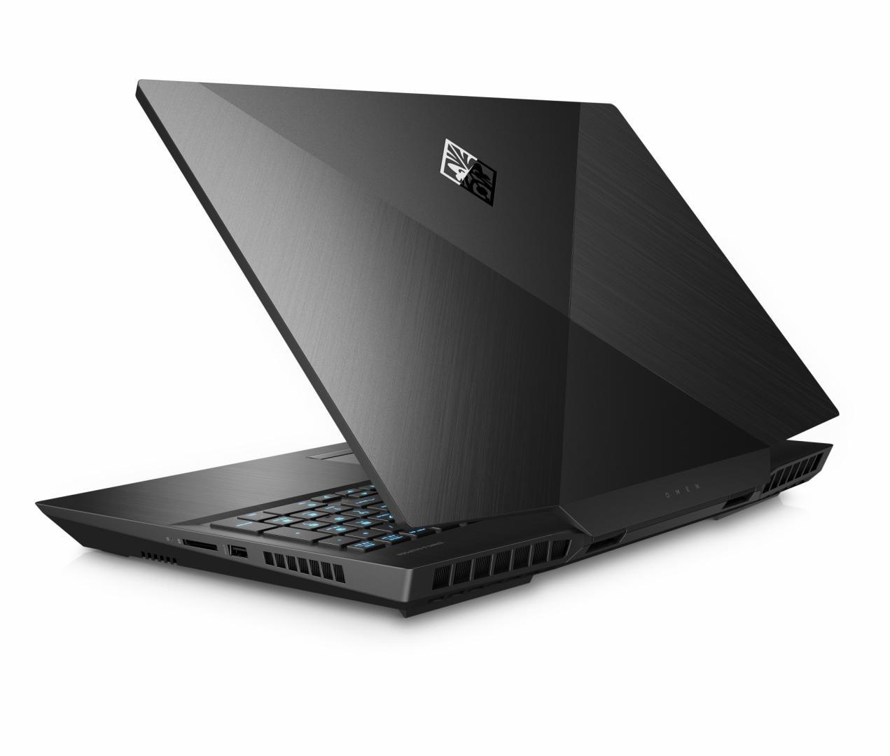 """NOTEBOOK HP OMEN 15.6"""" FHD i7-10750H 16GB 512GB+1TB 6GB-GTX1660Ti DOS   15-dh1005nq - imaginea 4"""