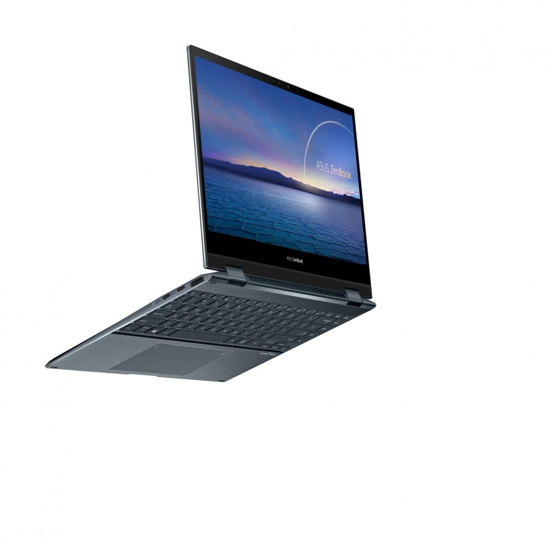 UltraBook ASUS ZenBook FLIP, 13.3-inch, Touch screen, i7-1165G7  16 1 UMA W10P - imaginea 5