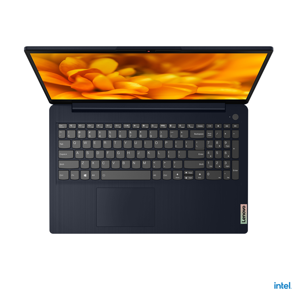 """Laptop Lenovo IdeaPad 3 15ITL6, 15.6"""" FHD (1920x1080) IPS 300nits Anti- glare, Intel Core i5-1135G7 (4C / 8T, 2.4 / 4.2GHz, 8MB), video Integrated Intel Iris Xe Graphics, RAM 4GB Soldered DDR4-3200 + 4GB SO- DIMM DDR4-3200, SSD 512GB SSD M.2 2242 PCIe 3.0x4 NVMe, no ODD, 4-in-1 Card Reader, Stereo - imaginea 9"""