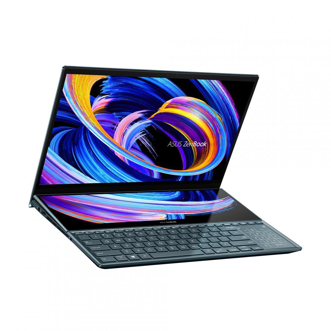 UltraBook ASUS ZenBook FLIP, 15.6-inch, Touch screen, i7-10870H  32 1 UHD W10P - imaginea 3