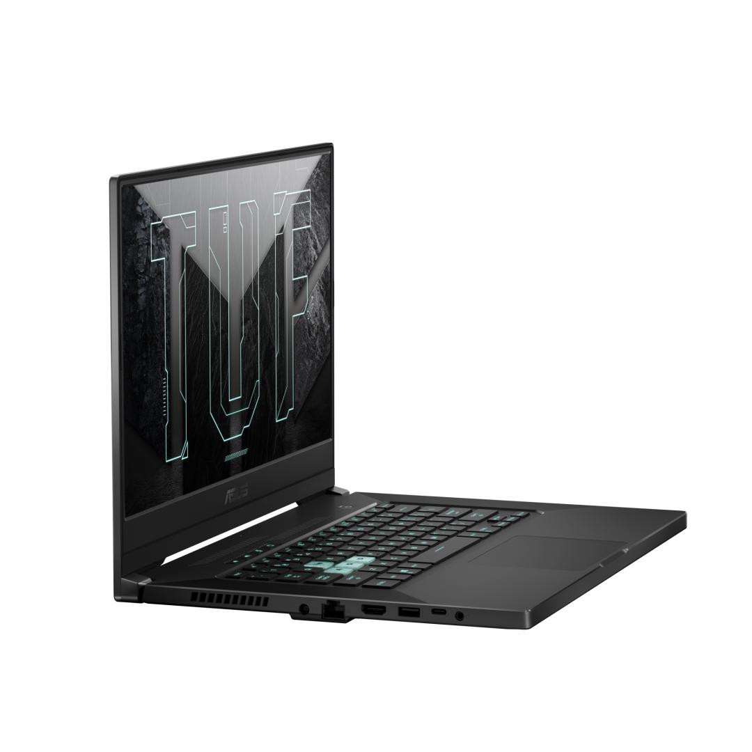 Laptop Gaming ASUSTUF DashF15 FX516PC-HN004 , 15.6-inch, FHD (1920 x 1080) 16:9, Anti-glare display, ValueIPS-level, Intel® Core™ i7-11370HProcessor3.3GHz(12MCache,upto4.8 GHz,4cores), NVIDIA®GeForceRTX™3050 Laptop GPU, Up to 1600MHz at 60W (75W with Dynamic Boost), Up to 1600MHz at - imaginea 7