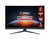 "Monitor Gaming MSI Optix G27C6 27"" CURVED VA FHD 165Hz 1ms - imaginea 1"