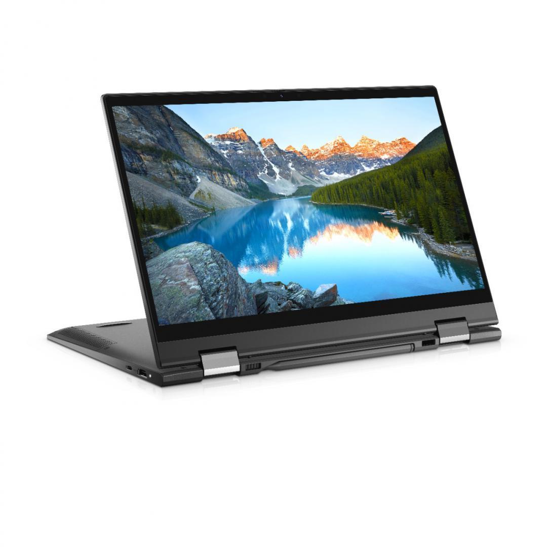 "Laptop Dell Inspiron 7306 2in1, 13.3"" UHD (3840 x 2160), Touch, i7-1165G7, 16GB, 512GB SSD, Intel Iris Xe Graphics, Pen, W10 Pro - imaginea 9"