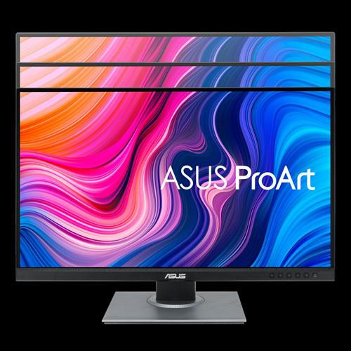 "Monitor 27"" ASUS PA278QV, Pro Art, WQHD 2560*1440, IPS, 16:9, non glare, 350 cd/m2, 1000:1/ 100M:1, 178/178, 5 ms, Flicker free, low blue light, Adaptive-Sync, boxe 2*2W, HDMI, mini DP, DP, DVI, 4*USB, pivot, VESA 100x100, frameless, Kensington lock, culoare negru - imaginea 4"