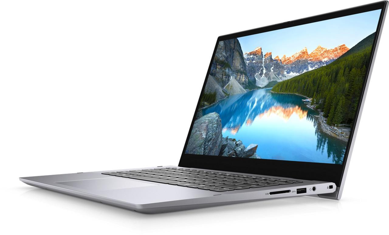 """Laptop Dell Inspiron 5406 2in1, 14.0"""" FHD, Touch, i5-1135G7, 8GB, 512GB SSD, Intel Iris Xe Graphics, W10 Home - imaginea 4"""