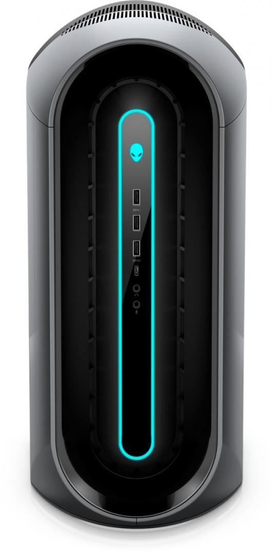 Dell Gaming Desktop Alienware Aurora R12, i9-11900KF, 32GB, 1TB SSD, 2TB HDD, GeForce RTX 3080Ti, W10 Pro - imaginea 1