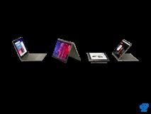 "Laptop Lenovo Yoga 7 14"" FHD, Touch I7-1165G7  16GB 512 GB Intel Iris XeGraphics W10H - imaginea 9"