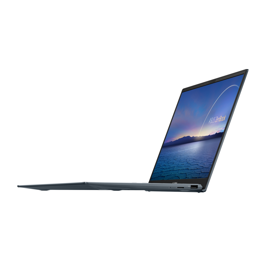 UltraBook ASUS ZenBook UX425EA-BM048, 14-inch, AS 14 i5-1135G7 8 512 UMA DOS GRAY - imaginea 7