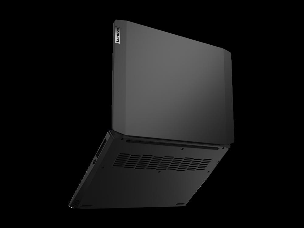 "Laptop Lenovo IdeaPad Gaming 3 15ARH05, 15.6"" FHD (1920x1080) IPS 250nits Anti-glare, 60Hz, AMD Ryzen 7 4800H (8C / 16T, 2.9 / 4.2GHz, 4MB L2 / 8MB L3), video NVIDIA GeForce GTX 1650 4GB GDDR6, RAM 2x 8GB SO- DIMM DDR4-3200, SSD 512GB SSD M.2 2280 PCIe 3.0x4 NVMe, no ODD, No Card reader, Stereo - imaginea 1"