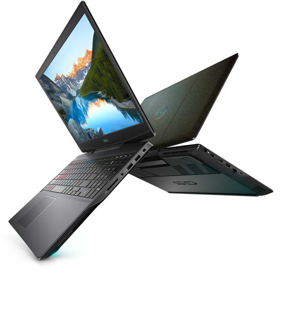 "Laptop Dell Inspiron Gaming 5500 G5, 15.6"" FHD, i7-10750H, 16GB, 1TB SSD, GeForce RTX 2060, Ubuntu - imaginea 3"