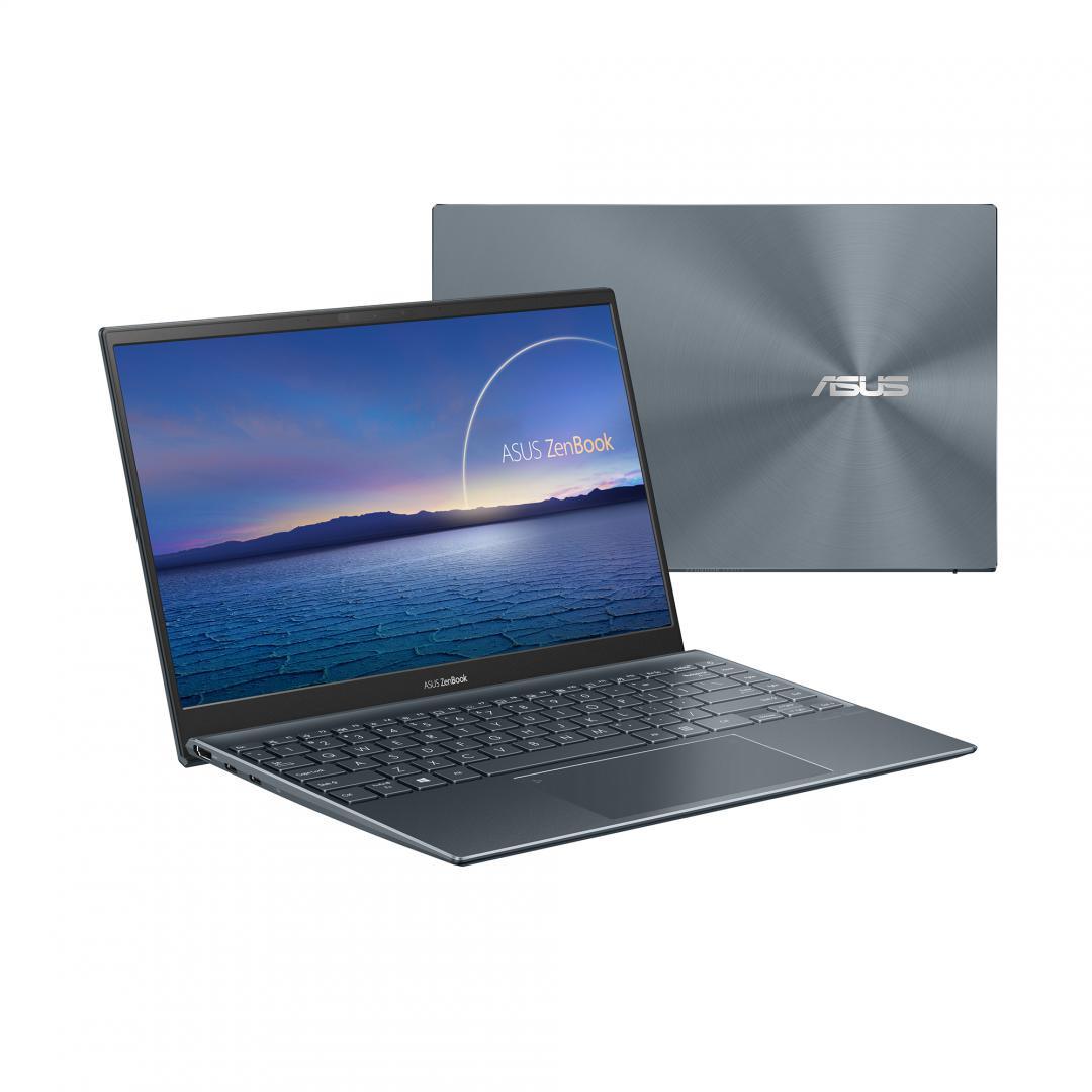 UltraBook ASUS ZenBook UM425QA-KI009T, 14-inch, FHD (1920 x 1080) 16:9, Anti-Glare display, IPS-level Panel, AMD Ryzen(T) 5 5600H Processor 3.0GHz(3M Cache, up to 4.1GHz, 6 cores), AMD Radeon(T) Graphics, 8GB LPDDR4X on board, 512GB M.2 NVMe(T) PCIe(R) 3.0 SSD, 802.11ax+Bluetooth 5.0 (Dual band) - imaginea 6