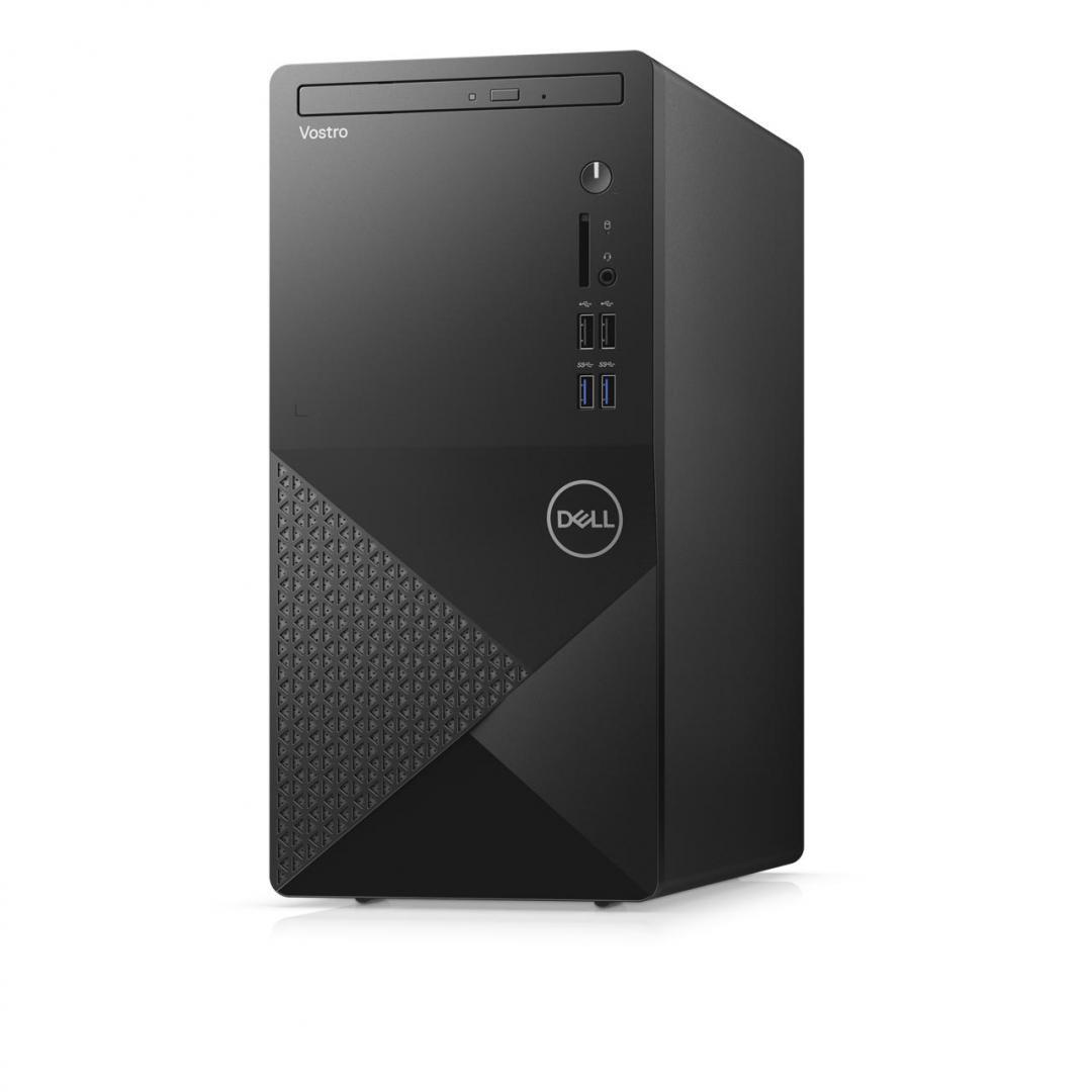 Desktop Dell Vostro 3888 Tower, i5-10400, 8GB, 512GB SSD, Ubuntu - imaginea 2