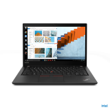 "Laptop Lenovo ThinkPad T14 Gen 2 (Intel), 14"" FHD (1920x1080) Low Power IPS 400nits Anti-glare, Intel Core i7-1165G7 (4C / 8T, 2.8 / 4.7GHz, 12MB), Video NVIDIA GeForce MX450 2GB GDDR6, RAM 16GB Soldered DDR4- 3200, SSD 1TB SSD M.2 2280 PCIe x4 NVMe Opal2, Optical: no ODD, MicroSD Reader, Speakers - imaginea 12"