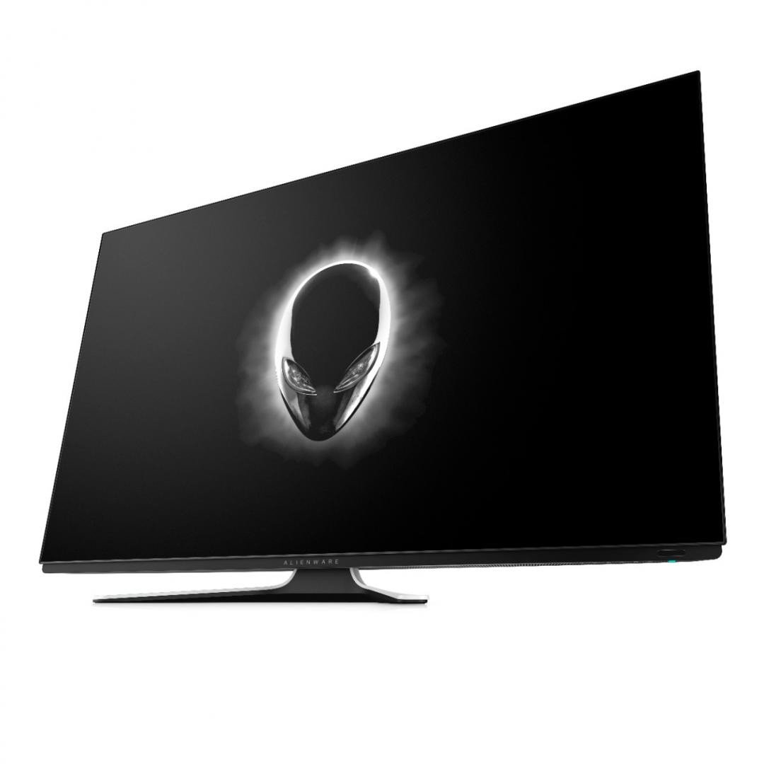 Monitor Gaming Dell 54.6'' AW5520QF, 138.78 cm, OLED, 4k UHD, 3840 x 2160 at 120Hz, 16:9 - imaginea 2