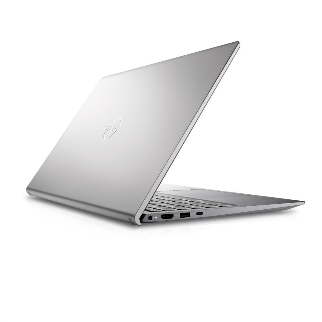 "Laptop Dell Inspiron 5510, 15.6"" FHD, i7-11370H, 8GB, 512GB SSD, Intel Iris Xe Graphics, Ubuntu - imaginea 4"