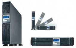 UPS Legrand Daker DK Plus 3000VA/ 2700W, tip online cu dubla conversie VFI-SS-111, forma Rack/ Tower, 230V, baterie 12V/ 9AH x 6, dimensiuni 440x88 (2U) x600mm, IP20, culoare negru - imaginea 2
