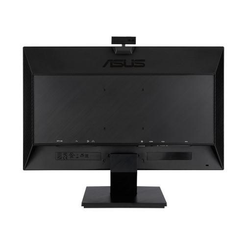 "Monitor 23.8"" ASUS BE24EQK, camera web, 16:9, IPS, FHD 1920*1080, non glare, 300 cd/mp, 1000:1, 178/178, 5 ms, flicker free, low blue light, Built-in Microphone, boxe 2*2W, HDMI, D-sub, DP, USB, VESA 100x100, Kensington lock, culoare negru - imaginea 2"