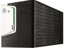 UPS Legrand KEOR SP 800, 800VA/480W, 1x IEC + 1x German standard sockets, USB HID tip B, stabilizator electronic (AVR), baterie 1 x 12V/ 9 Ah, 230V, forma sinusoidala simulata in forma de unda, tehnologie Line interactive VI, interfata RGB LED bar (verde/ portocaliu/ rosu), dimensiuni 120 x 330 x - imaginea 1