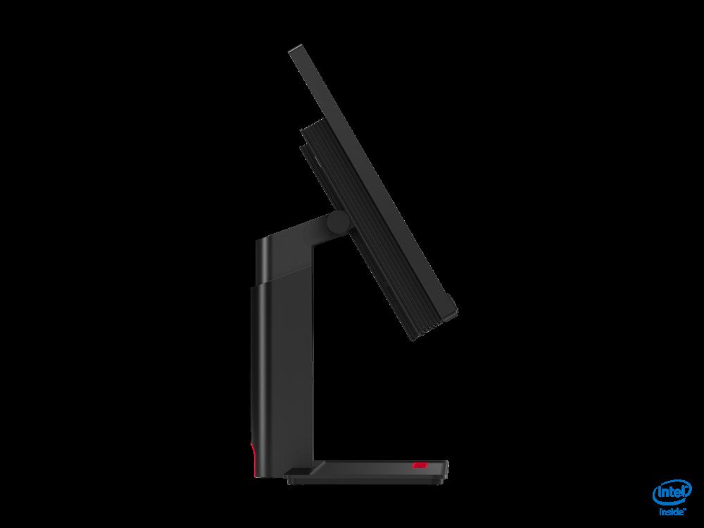 All-in-One Lenovo ThinkCentre M70a i3-10100 8GB 256GB UMA 3YOS W10P - imaginea 4
