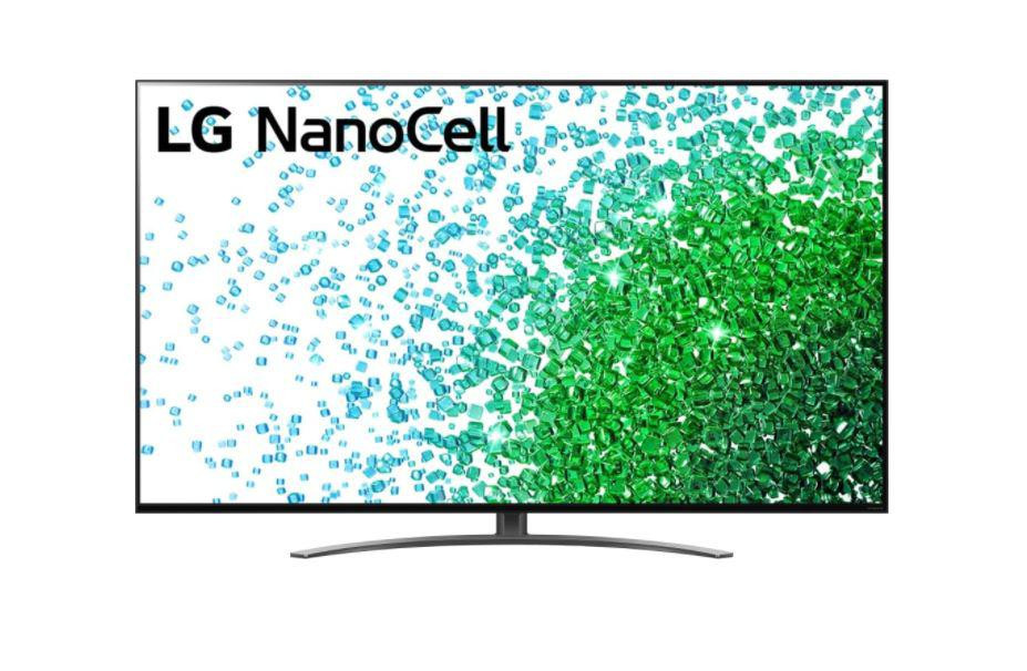 Televizor, LG, 55NANO813PA, 139 cm, Smart, 4K Ultra HD, LED, Clasa G, NanoCell, HDR, webOS, YouTube, Netflix, HBOGo, Comenzi vocale, Asistent vocal inteligent, Screen Mirroring, Inregistrare USB, iOS, Android, Google assistant built in, ThinQ AI, Quad core, 3840 x 2160, HDR 10, HLG, Dolby Vision, 4K - imaginea 1