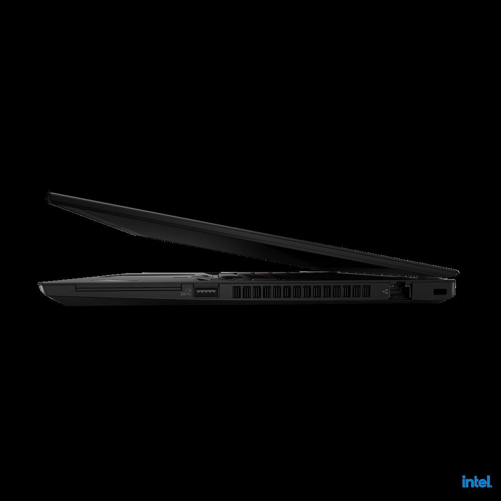 "Laptop Lenovo ThinkPad T14 Gen 2 (Intel), 14"" FHD (1920x1080) Low Power IPS 400nits Anti-glare, Intel Core i7-1165G7 (4C / 8T, 2.8 / 4.7GHz, 12MB), Video NVIDIA GeForce MX450 2GB GDDR6, RAM 16GB Soldered DDR4- 3200, SSD 1TB SSD M.2 2280 PCIe x4 NVMe Opal2, Optical: no ODD, MicroSD Reader, Speakers - imaginea 4"