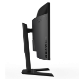 "Monitor Gaming Gigabyte G34WQC 34"" 144Hz VA 1500R - imaginea 4"
