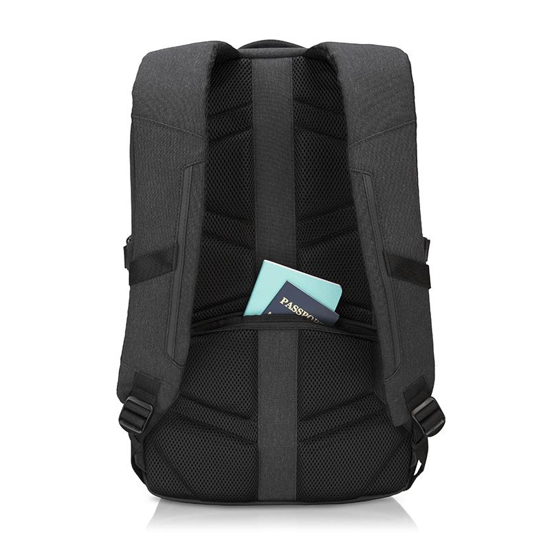 """Lenovo Passage Backpack 17""""; Gray; 100% Polyester; 1.09 Kg - imaginea 1"""