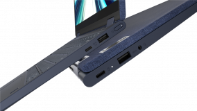 """Laptop Lenovo Yoga 6 13ARE05, 13.3"""" FHD (1920x1080) IPS 300nits Glossy, 72% NTSC, 10-point Multi-touch, AMD Ryzen 5 4500U (6C / 6T, 2.3 / 4.0GHz, 3MB L2 / 8MB L3), video Integrated AMD Radeon Graphics, RAM 16GB Soldered DDR4-3200, SSD 1TB SSD M.2 2280 PCIe 3.0x4 NVMe, no ODD, No Card reader, Stereo - imaginea 10"""