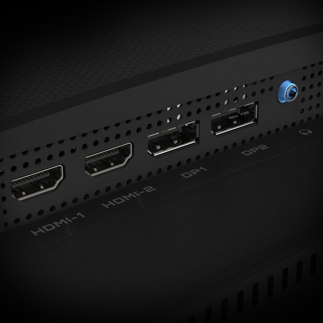 "Monitor Gaming Gigabyte G34WQC 34"" 144Hz VA 1500R - imaginea 5"