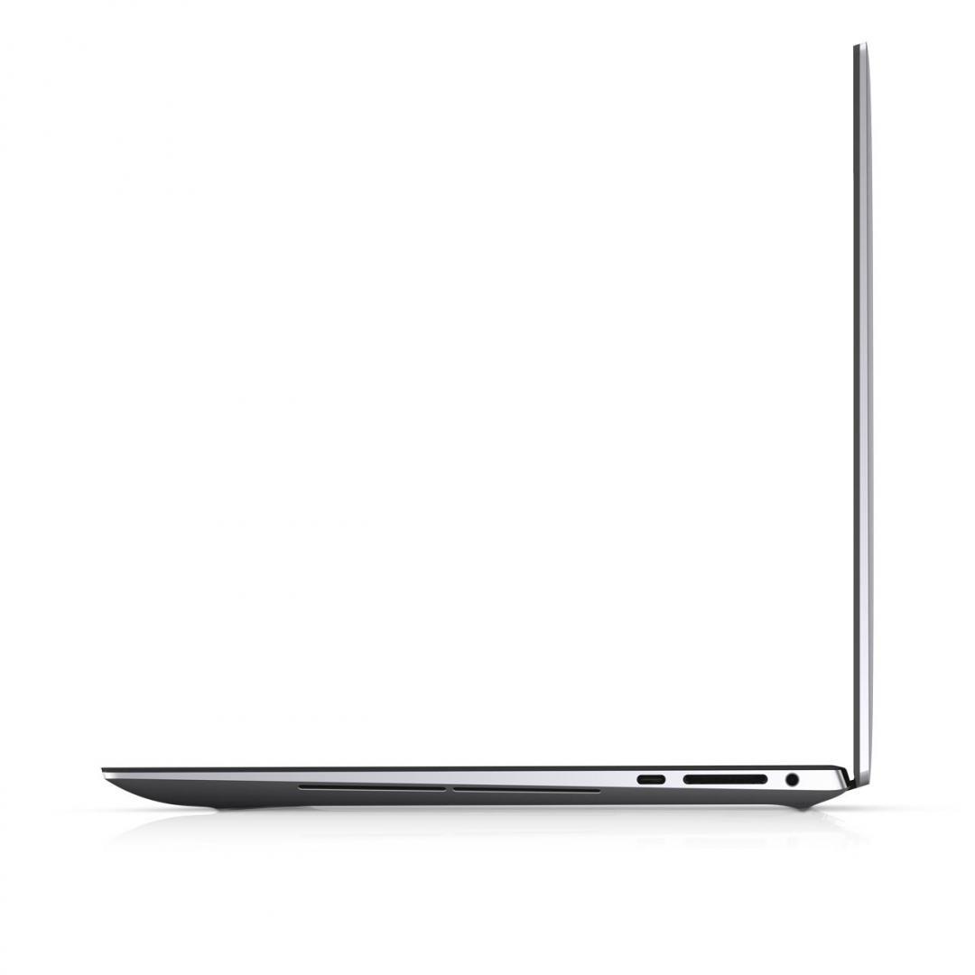 "Workstation Dell Mobile Precision 5550, 15.6"" FHD+ (1920x1200), i7-10750H, 8GB, 256GB SSD, NVIDIA Quadro T1000, Ubuntu - imaginea 6"