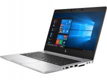 Laptop HP EliteBook 830 G6, 13.3 inch LED FHD Anti-Glare 250 nits (1920x1080), Intel Core i7-8565U Quad Core (1.8GHz, up to 4.6GHz, 8MB), video integrat Intel UHD Graphics, RAM 16GB DDR4 2400MHz (1x16GB), SSD 512GB PCIe NVMe, no ODD, Active SmartCard, Audio Bang & Olufsen, boxe premium integrate - imaginea 3