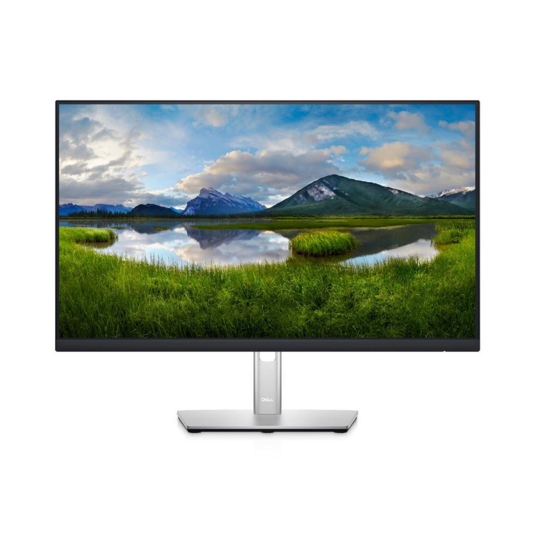 "Monitor Dell 23.8"" P2422H, 60.47 cm, LED, IPS, FHD, 1920 x 1080 at 60Hz, 16:9 - imaginea 1"