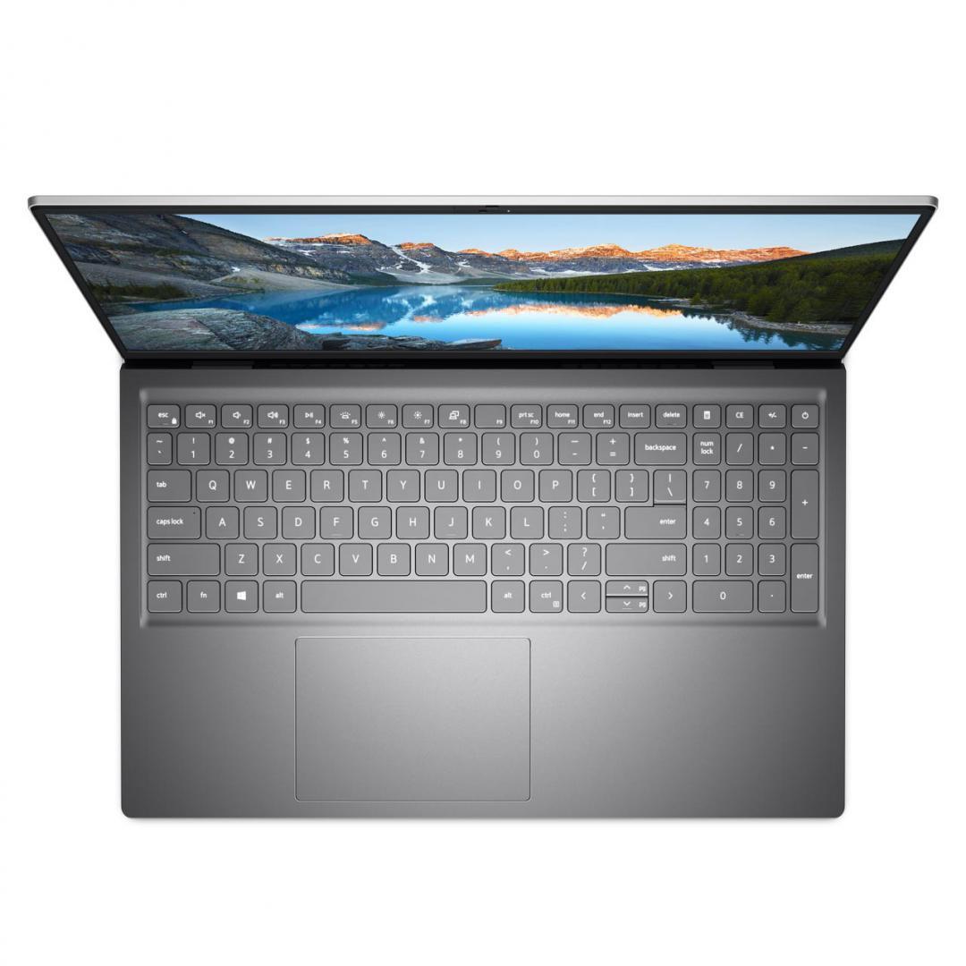 "Laptop Dell Inspiron 5510, 15.6"" FHD, i5-11300H, 8GB, 512GB SSD, Iris Xe Graphics, Ubuntu - imaginea 7"