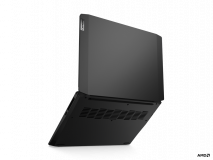 "Laptop Lenovo IdeaPad Gaming 3 15ARH05, 15.6"" FHD (1920x1080) IPS 250nits Anti-glare, 60Hz, AMD Ryzen 5 4600H (6C / 12T, 3.0 / 4.0GHz, 3MB L2 / 8MB L3), video NVIDIA GeForce GTX 1650 4GB GDDR6, RAM 1x 8GB SO- DIMM DDR4-3200, SSD 512GB SSD M.2 2280 PCIe 3.0x4 NVMe, no ODD, No Card reader, Stereo - imaginea 7"