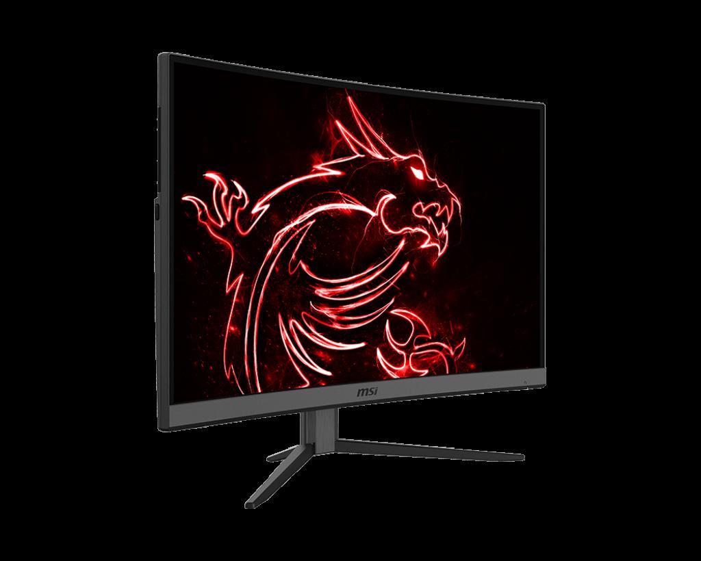 "Monitor Gaming MSI Optix MAG272C 27"" CURVED FHD 165Hz - imaginea 2"