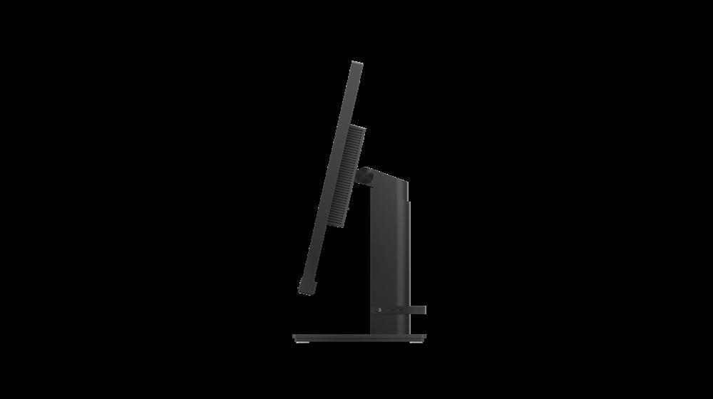 "Monitor Lenovo ThinkVision T27q-2027"" IPS, QHD (2560x1440), 16:9, Luminozitate: 350 nits, Contrast ratio: 1000:1, Response time: 4 ms (Extreme mode) / 6 ms (Typical mode) / 14 ms (off mode), Dot / Pixel Per Inch: 109 dpi, Color Gamut: 99% sRGB, View angle: 178 / 178, Stand: Tilt, Swivel, Pivot - imaginea 5"
