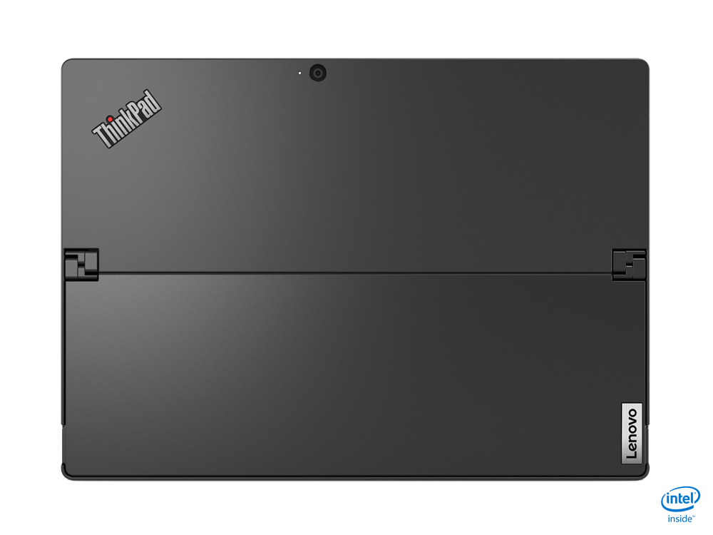 "Laptop Lenovo ThinkPad X12 Detachable, 12.3"" FHD (1920x1280) IPS 400nits AR (anti-reflection) / AS (anti-smudge), Intel Core i5-1130G7 (4C / 8T, 1.8 / 4.0GHz, 8MB), Video Integrated Intel Iris Xe Graphics, RAM 16GB Soldered LPDDR4x-4266, SSD 512GB SSD M.2 2242 PCIe 3.0x4 NVMe, Optical: no ODD, No - imaginea 14"