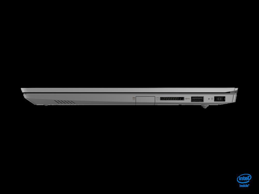 """Laptop ThinkBook 14 IIL, 14"""" FHD (1920x1080) I5-1035G1 8GB 256GB 1YD W10P - imaginea 4"""