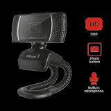 Camera WEB Trust Trino HD Video Webcam - imaginea 1